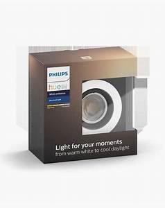Philips Hue Milliskin : philips hue milliskin recessed round alu 1x5 5w 230v without remote ~ Frokenaadalensverden.com Haus und Dekorationen
