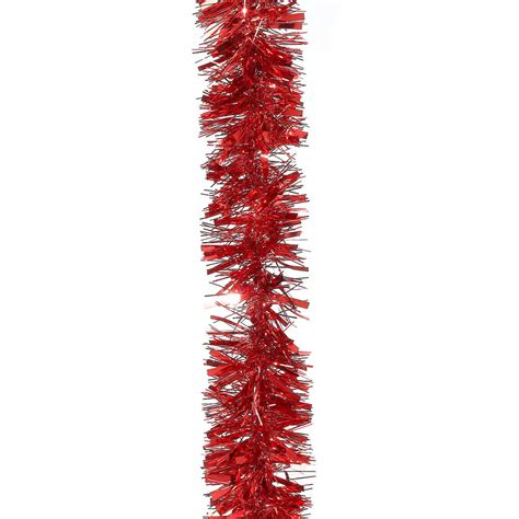 tinsel red dzd