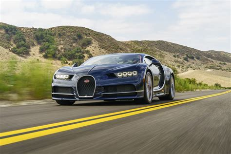 Well it depends what bugatti you are referring to. Looking at the Bugatti Chiron is just as much of an event ...