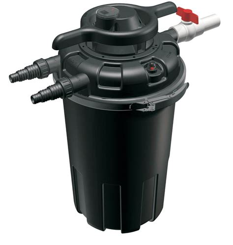le uv filtre bassin resun epf 13500u filtre bio m 233 canique externe avec st 233 rilisateur uv int 233 gr 233 pour bassin de 18000