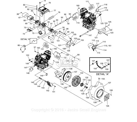 Generac Parts Diagram For Engine Page