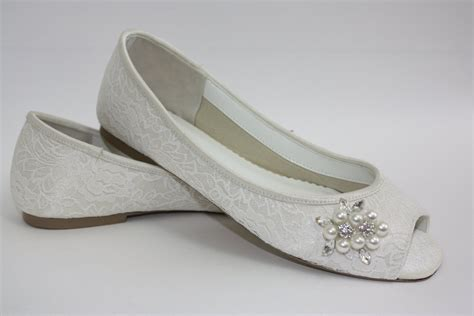 Wedding Flats by Wedding Shoes Lace Flats Lace Wedding Shoes Wedding