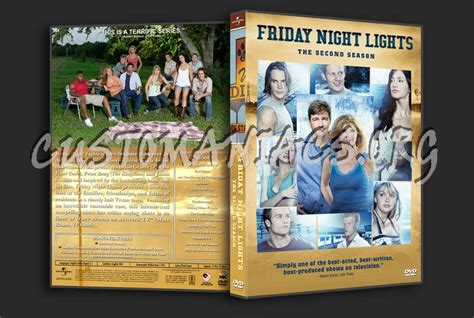 friday night lights seasons friday night lights seasons 1 5 dvd cover dvd covers