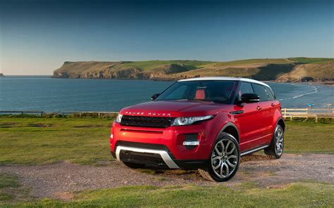 2012 Range Rover Evoque 2 Wallpaper