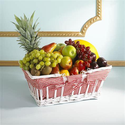 fruit baskets delivered fresh fruit gift basket