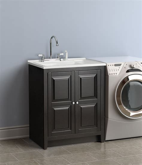 laundry sink with cabinet laundry sink cabinet uk cabinets matttroy