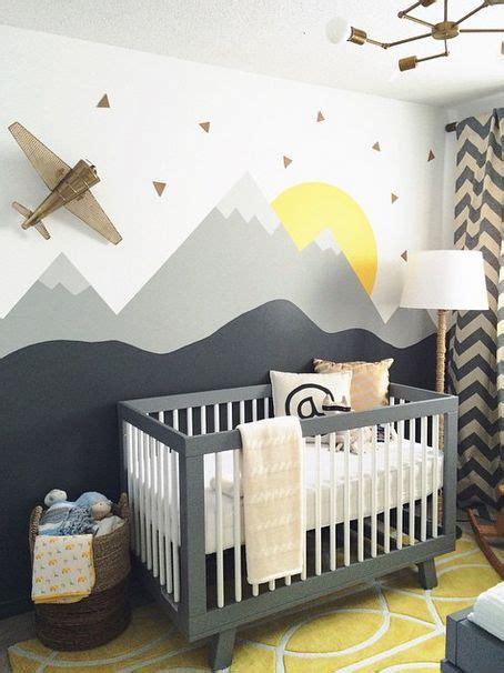 décor unisexe pour la chambre du bébé 16 idées décors