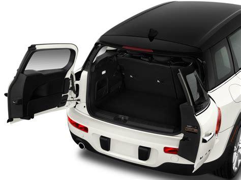 image  mini cooper clubman  door hb trunk size