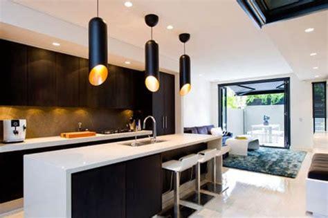 deco salon cuisine ouverte aménager une cuisine ouverte en largeur