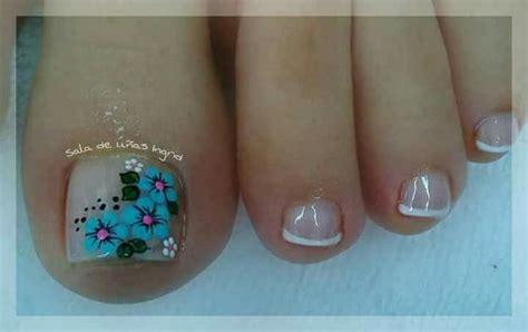 Le darán un aspecto totalmente nuevo a nuestras uñas haciendo que resalten. Diseño pies | Diseños de uñas pies, Uñas pies decoracion, Uñas de pies sencillas