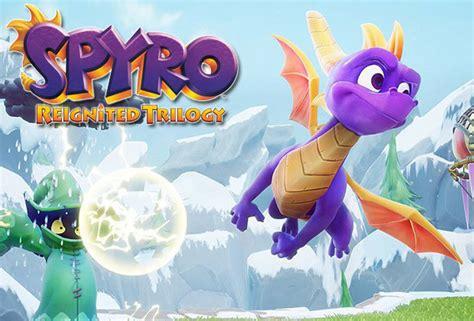 spyro reignited trilogy remastered games  amazing