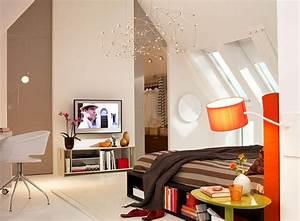 Räume Farblich Gestalten Beispiele : jugendzimmer selbst gestalten ~ Indierocktalk.com Haus und Dekorationen