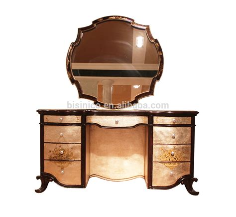 table chambre antique retro bedroom furniture vintage lacquer wooden two
