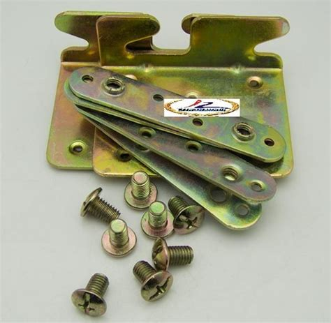 2052 bed rail fasteners galvanized steel bed rail fasteners bed hinges bed
