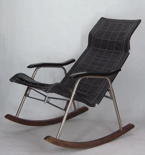 siege baquet rock in chair design fauteuil a bascule pliant