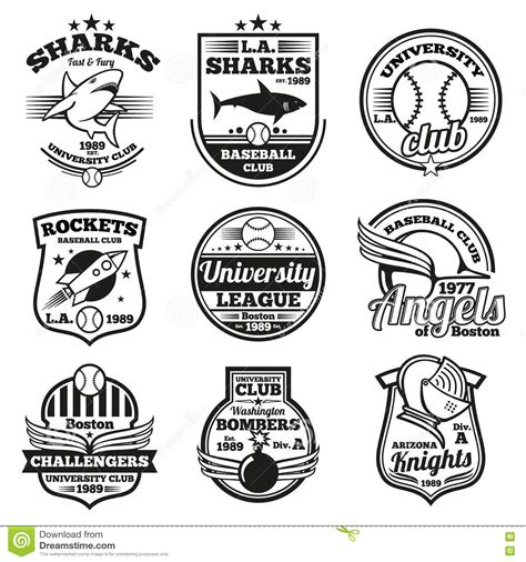 t shirt logo rusa college athletic vector labels logos badges and emblems