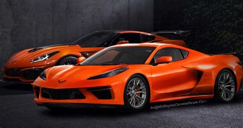 New Report Says Mid-engine Corvette To Start At ,000