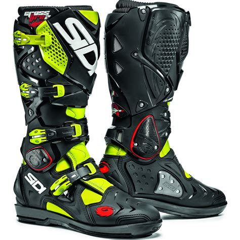 motocross motorcycle boots sidi crossfire 2 srs motocross boots dirt bike moto x quad