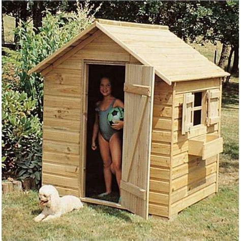 maison de jeux cihb mj011 abri de jardin pour enfants prix discount achat vente