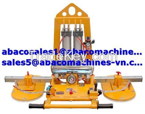 vacuum lifter 50 glass slab moving