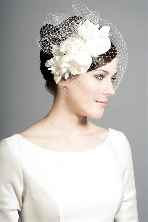 Best 25 Bridal Fascinator Ideas On Pinterest Vintage