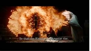 Sauron as he appears in The Hobbit- The Battle of the Five ...