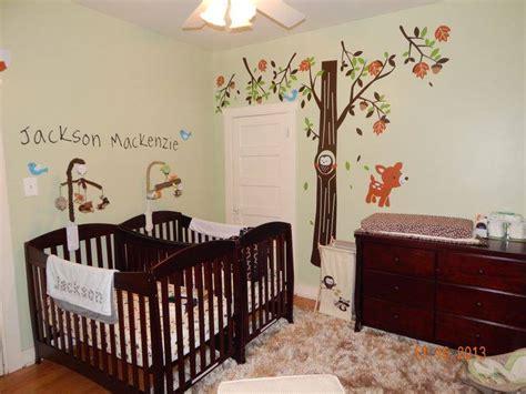غرف نوم للاطفال التوأم
