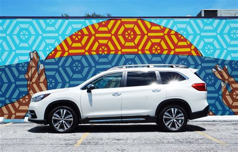 Suv That Holds Value by 2019 Subaru Ascent Suv Offers More Subaru To Palm