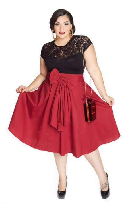 The Perfect Plus Size Retro Clothing! - curvyoutfits.com