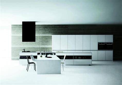 Mediterranean Kitchen Ideas - matt modern white kitchen meson de vetronica interior design ideas ofdesign
