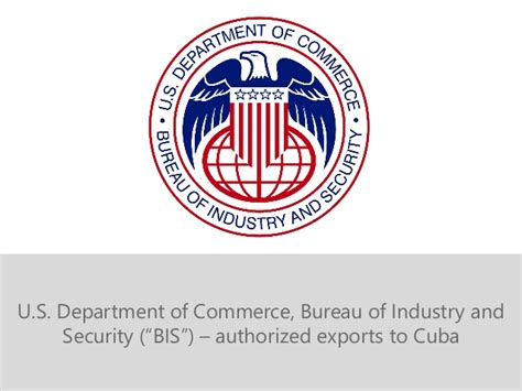 bureau of industry and security bis business risk america cuba