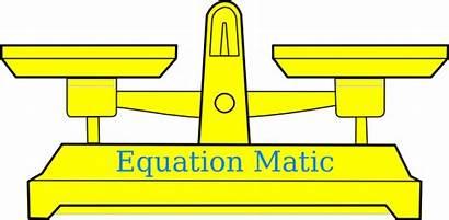 Clipart Equation Equations Math Clip Cliparts Matic
