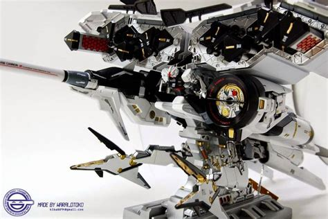 gundam guy hguc  gp dendrobium customized build