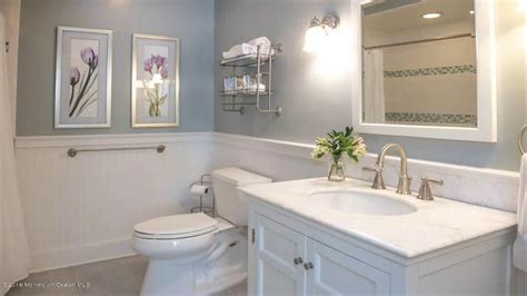 bathroom ideas  wainscoting youtube