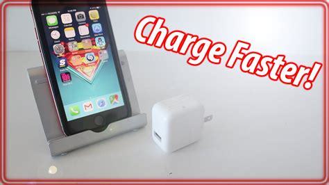 how to make iphone faster how to charge iphone faster iphone ipod touch