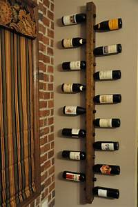 14 Diy Wine Racks Made Of Wood - Kelly's Diy Blog