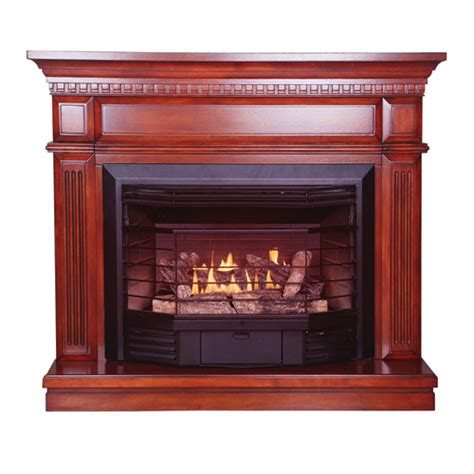 vent free gas fireplace free standing vent free gas fireplace fireplaces