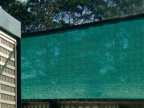 Outdoor Privacy Screen Material