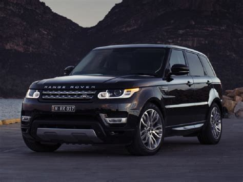 2018 Range Rover Sport Specs And Release Date