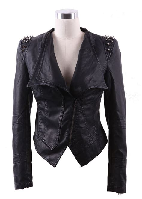 Spikes Rockers Cool Jackets Pinterest