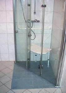 Barrierefreie Dusche Nachträglicher Einbau : barrierefreie dusche shkwissen haustechnikdialog ~ Michelbontemps.com Haus und Dekorationen