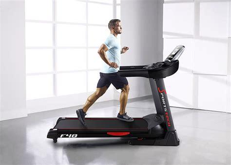 sportstech f48 tapis de course fitness test et avis complets