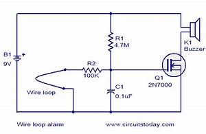 Wire Loop Alarm