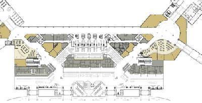nashville international airport renovation project