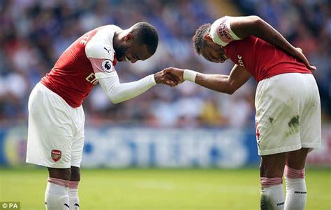 Alexandre Lacazette hails newfound Arsenal partnership ...