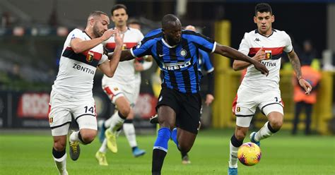 Genoa vs Inter: How to Watch on TV, Live Stream, Kick Off ...