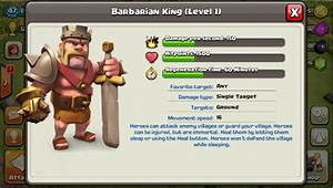 Guide to Barbarian King at TH7