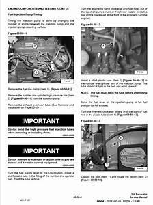 Bobcat 316 Excavator Service Manuals Pdf
