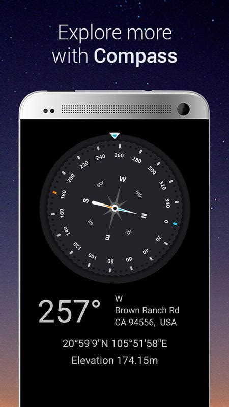 best compass for android compass for android best free apk free tools