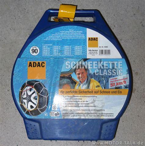 schneeketten test adac schneeketten adac schneeketten gr 246 223 e 90 unbenutzt zu verkaufen biete 206316074